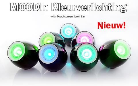 LED Kleurverlichting lampen